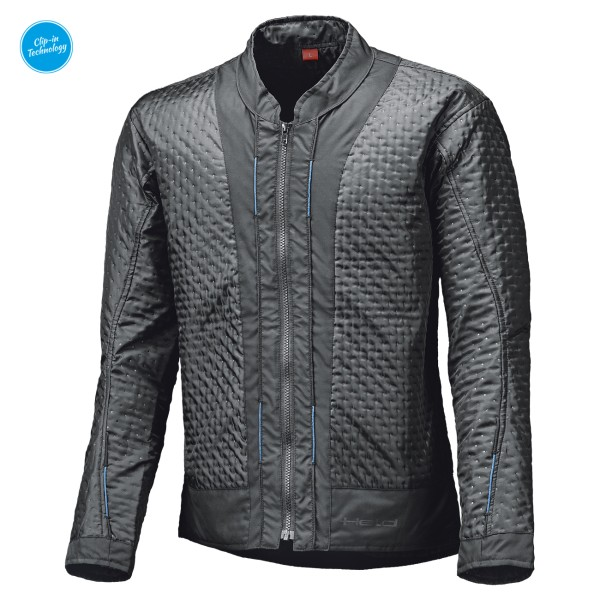 Clip-in Warm Top Thermo Jacke