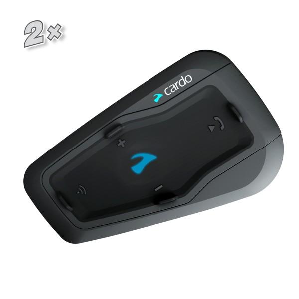 Cardo Freecom 2 + Duobox (2 Geräte)