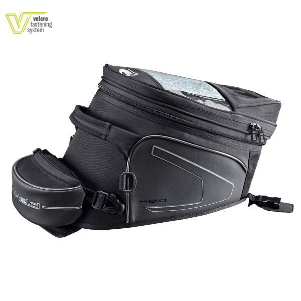 Campo curved large Velcro-System Tankrucksack