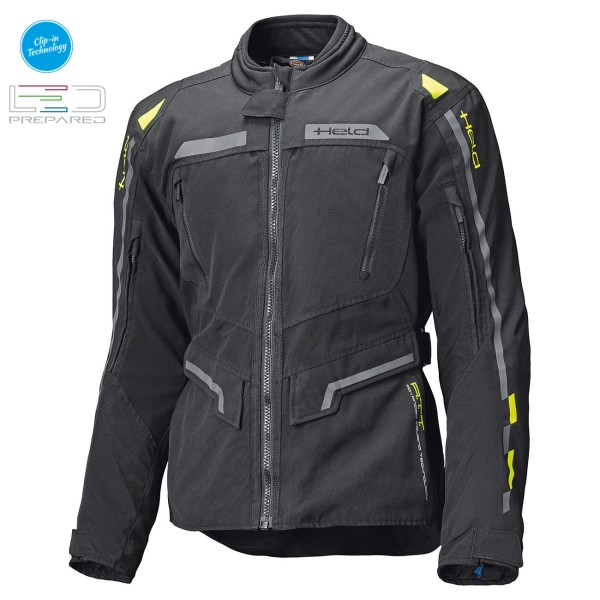 Traveller Top Tourenjacke