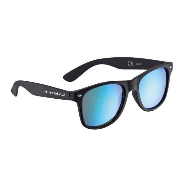 Sunglasses with polarised lens