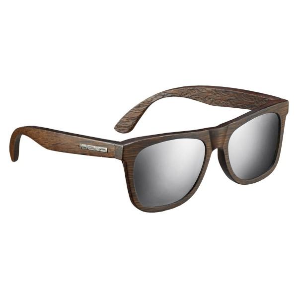 Sonnenbrille mit polarisierenden Gläsern