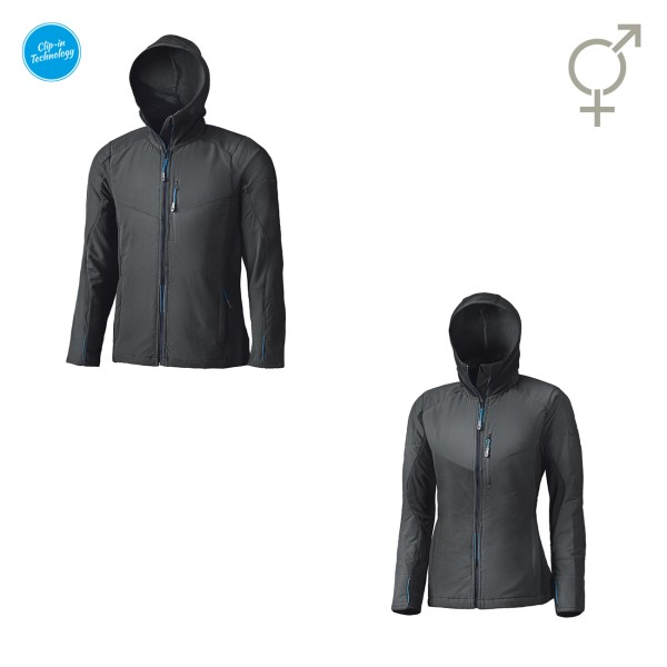 Clip-in Thermo Top Steppjacke