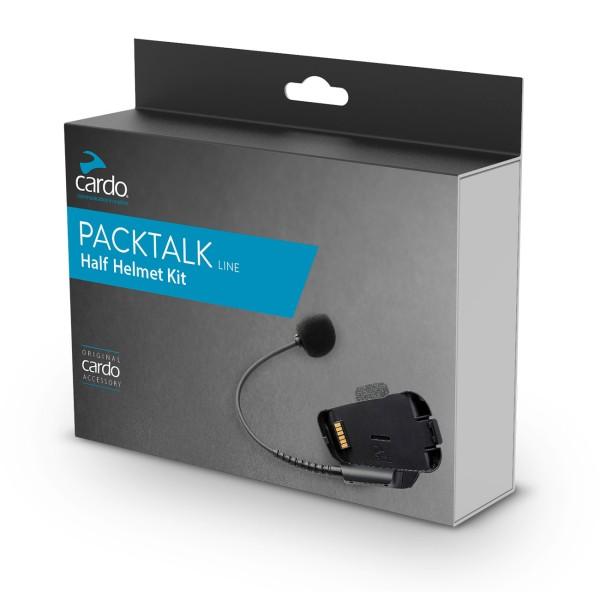 Packtalk - Half Helmet Kit