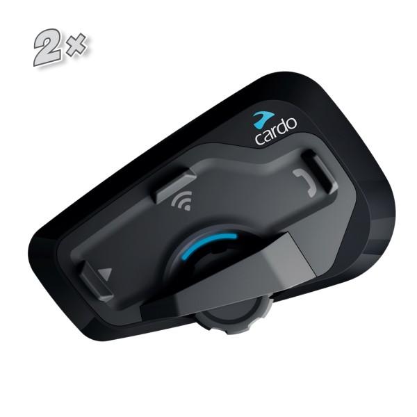 Cardo Freecom 4 + JBL Duobox (2 Geräte)